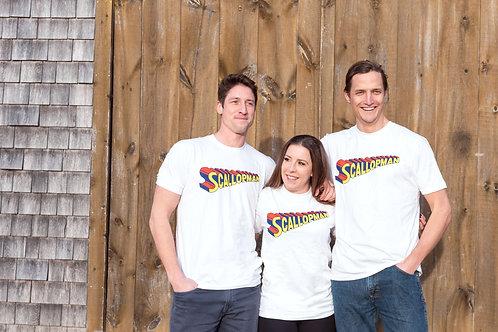 Scallopman t-shirt