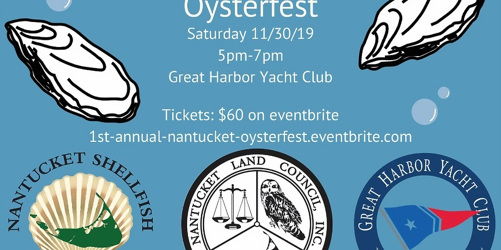 1st Annual Nantucket Oysterfest