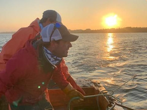 Adam Rickleff, Young Captain and Scallop Fisherman, Talks About a Younger Generation