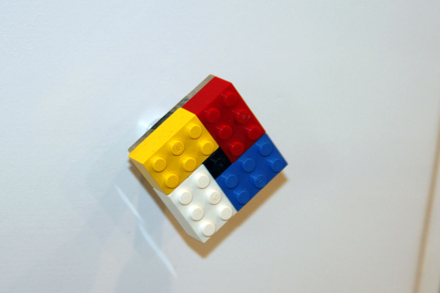 Lego knobs