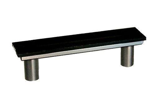 Gray Cabinet Handle - DIY Customizable, Interchangeable Handle