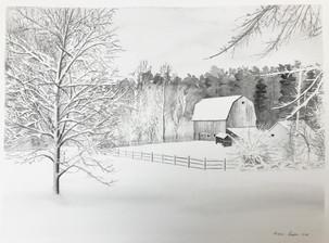 'Snowy Serenity'