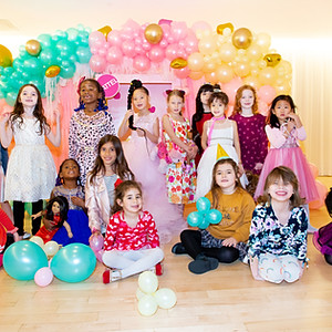Juliet's 7th Birthday Party