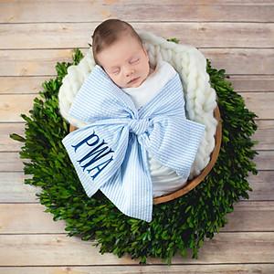 Welcome Baby Pierce