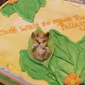 Celebrating Baby Pellegrino