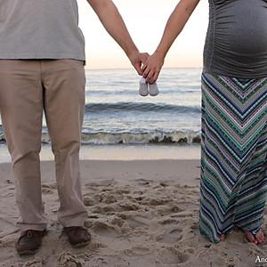 Zina & Steve Maternity Shoot