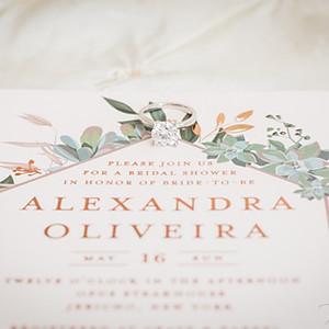 Alexandra's Bridal Shower