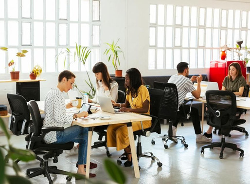 How To Evolve Beyond The Open Office