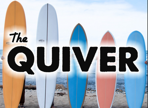 The Quiver - The Surfboard Platform