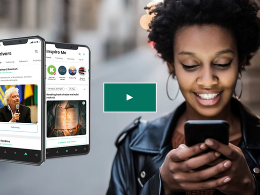 Thriver+: An App to Design and Live Your Best Life - Kickstarter Campaign