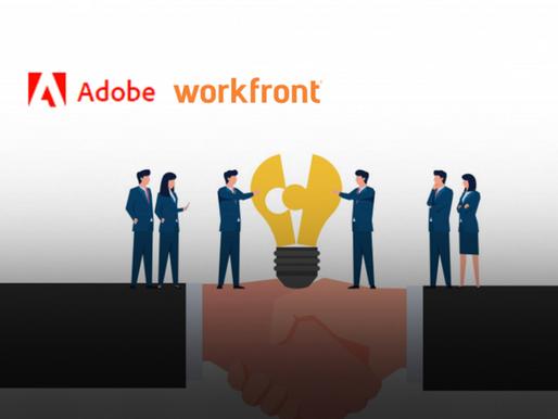Adobe to Buy Workfront for $1.5 Billion