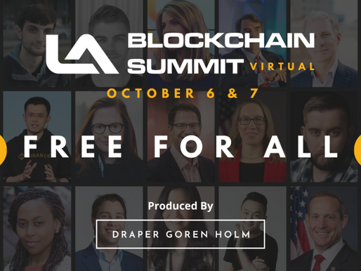 The World's Largest Virtual Blockchain Conference is Now Free