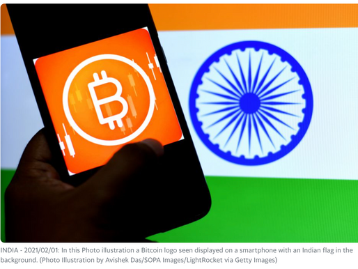 Banning cryptocurrencies in India: What does it mean?