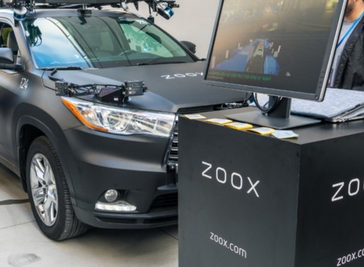 Amazon Buys Self-Driving Company Zoox For $1.2B And May Rule The World