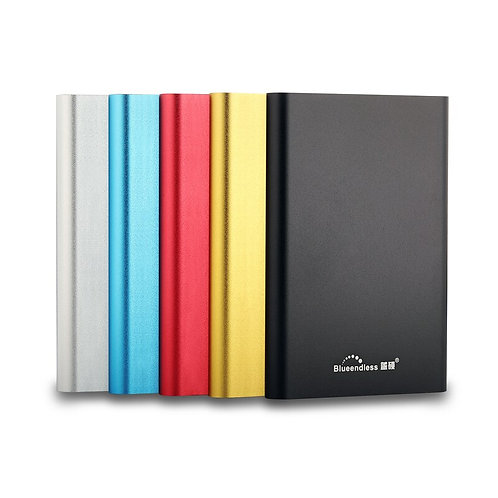 External Hard Drive Disk 500GB 1TB 2TB