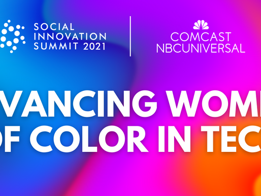 Advancing Women of Color in Tech