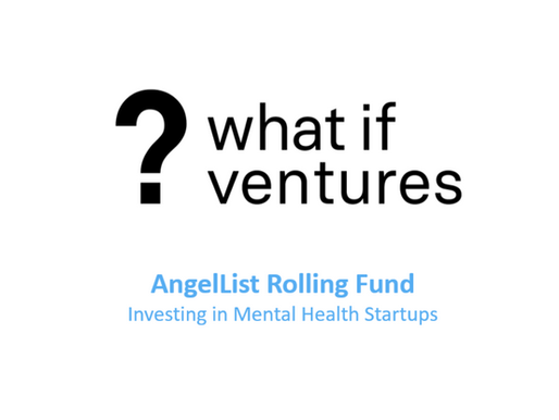 What If: Mental Health Rolling Fund