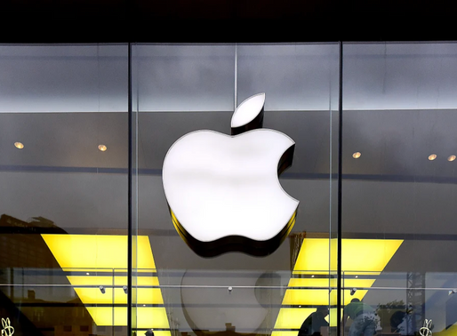 Apple takes a small startup to court - because of a pear