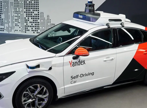 Yandex and Uber spin out self-driving venture with $150 million investment