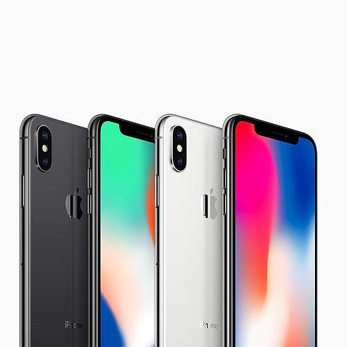 "Brand New Apple iPhone X 5.8"" OLED Super Retina Display 4G LTE Camera Bluetooth"
