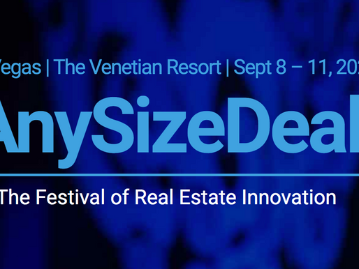 The Festival of Real Estate Innovation - AnySizeDeals