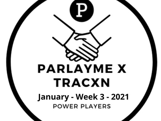 Top funding deals 1.9 - ParlayMe x Tracxn Edition