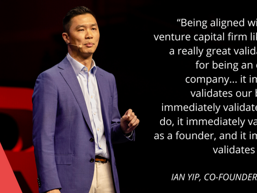 How partnering with a global VC validates your brand and opens doors