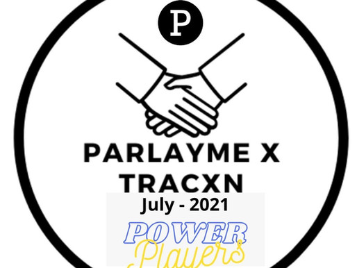Top funding deals 2.5 - ParlayMe x Tracxn Edition