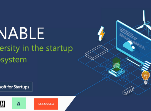ENABLE: diversity in the startup ecosystem