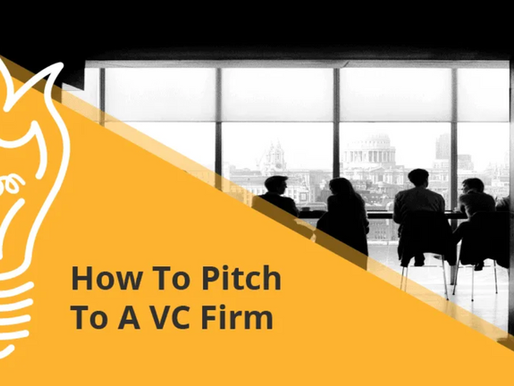 How to Cold Pitch a VC and get a Response