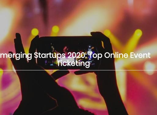 Top online ticketing startups 2020