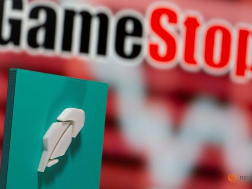 "From Gamestop to ""Gamestop"" – 3 outcomes"