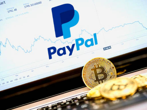 PayPal allows customers to buy and sell cryptocurrencies