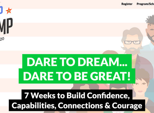 GSV 7 Week Startup Bootcamp