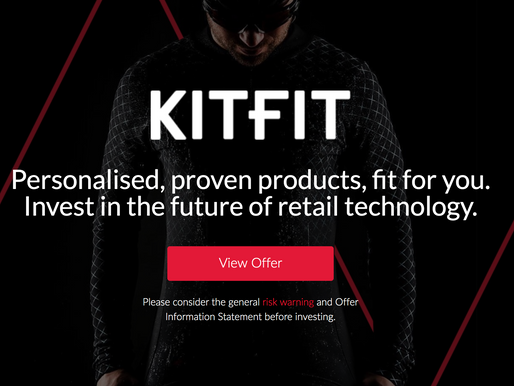 Invest in retail technology - Kitfit
