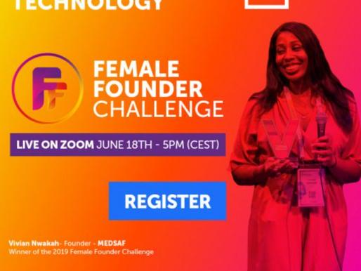 Viva Technology - The Female Founder Challenge 2020