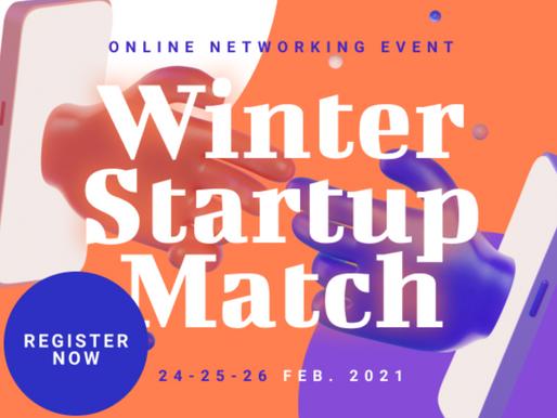 Winter Startup Match