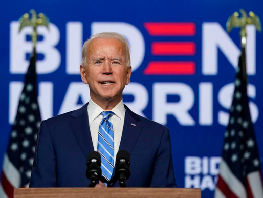 What does the Biden WIN mean for Tech?