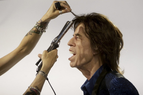 The Rolling Stones of hairdressing