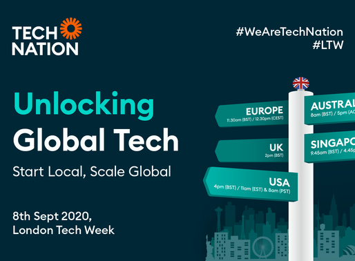 Technation - Unlocking Global Tech Event