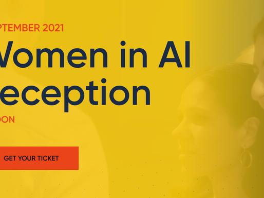 Women in AI Reception
