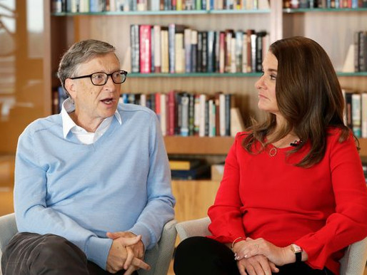 Bill and Melinda Gates call it quits after 27 years of marriage