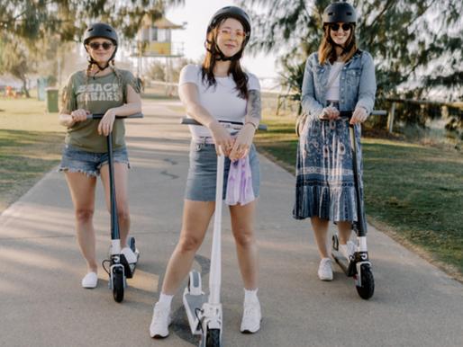 Unagi E500: The Luxury Brand of Scooters