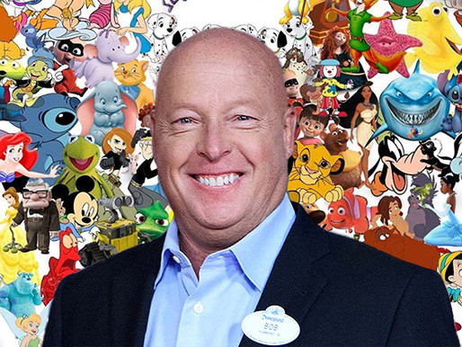 Say hello to the new CEO of Disney