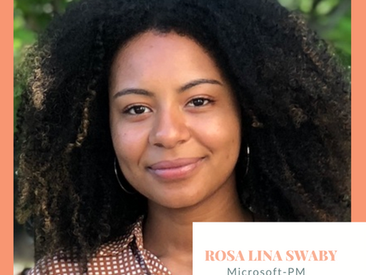 Learn How Rosa Swaby, Microsoft PM, Wants to Bring Diversity Both in and Outside of the Workplace