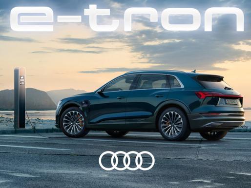 Audi e-tron - shaping the electric future