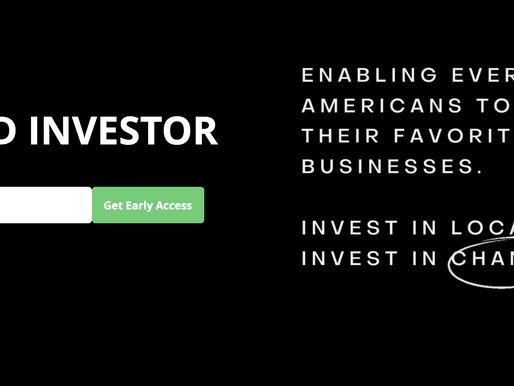 The Good Investor - Social Impact Startup