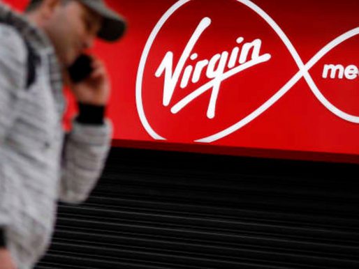Virgin and O2′s $44 billion merger cleared by UK watchdog