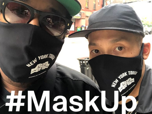 NY Gov. Andrew Cuomo Pacts With The RealReal On Masks By Local Designers
