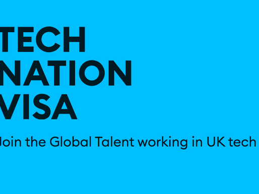 Tech Nation Global Talent Visa